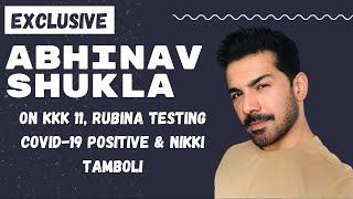 Abhinav Shukla on Khatron Ke Khiladi 11: Rubina is very excited and wants me to enjoy the show