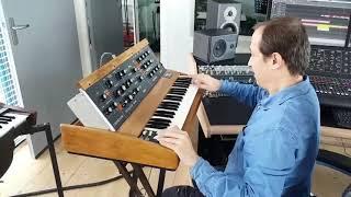 Minimoog model D Soloing ... final album mix version (ABIGOBA)