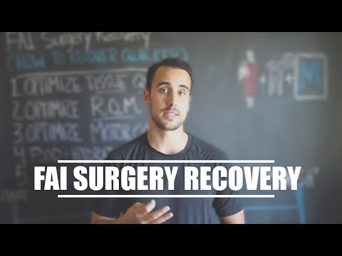 Fai Hip Surgery Recovery How To Recover Quicker