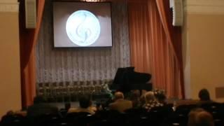 �������� ���� Музыка надежды г.Гомель 2016 2 тур Скоринова Мария ������