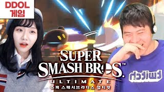 vs 초승달 🌙 자강두천 대난투 대결!
