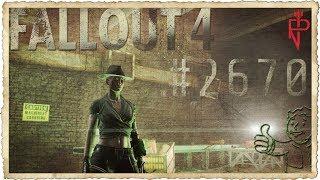Let's Play Fallout 4 #2670 ☢ Eine unbekannte Fabrik?