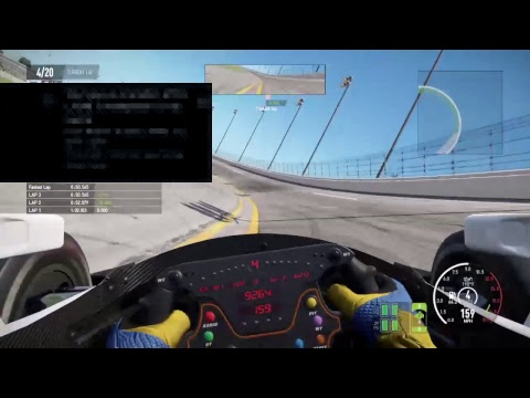 Mid-Atlantic Indy Car Series Online Racing Livestream