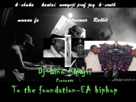Kenyan & Bongo old school Hiphop mix(Prof jay,kantai , rabbit ,mwana fa,kitusewer..)-Dj Lino Kipaji