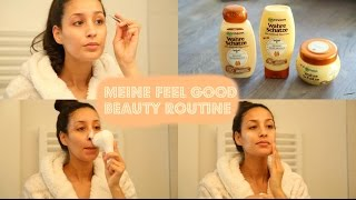Meine FEEL GOOD Beauty Routine! | Dounia Slimani