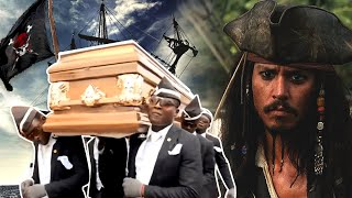 Coffins of the Caribbean