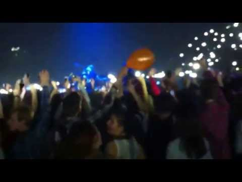 OneRepublic – Apologize (live in Minsk, Belarus - Sports Palace - 5th November 2014)