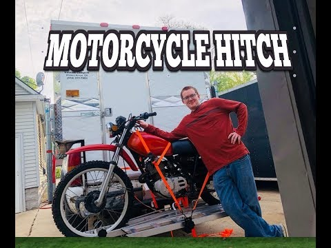 Harbor Freight 400LB Motorcycle Carrier Receiver Review
