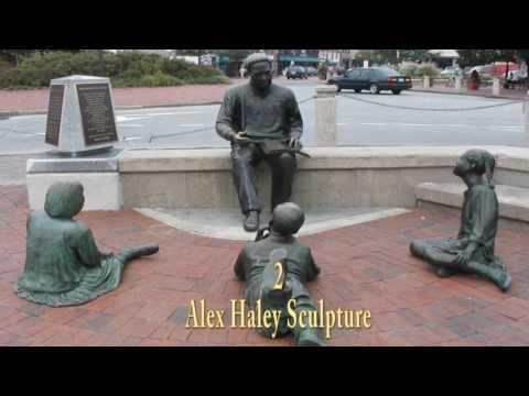 Kunta Kinte-Alex Haley Memorial Introduction