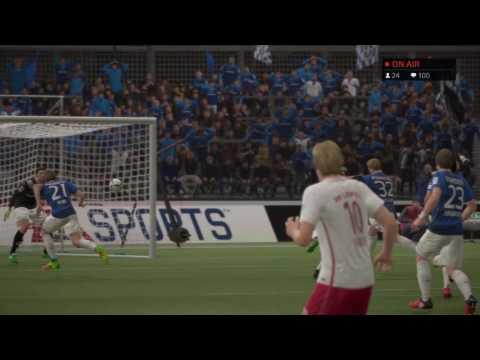 [LIVE FR] FIFA 17 CARRIÈRE LEIPZIG | LES INVINCIBLES ! #2