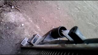 сравниваю китайский радиатор с оригинальным на рено сандеро