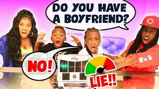 Family Lie Detector Test Challenge (Gets Heated)