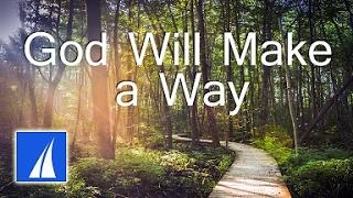 Gott Wird einen Weg (mit lyrics) - Don Moen