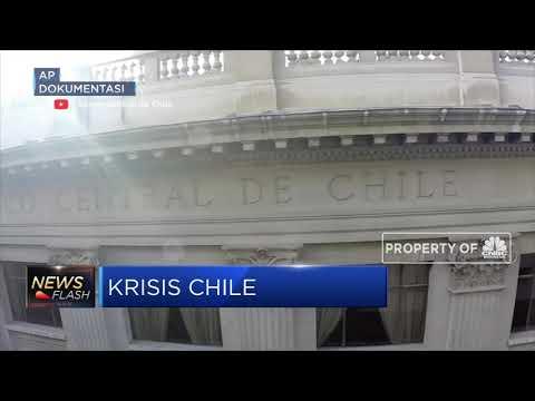 Tolong Peso, Chile Suntik Dana USD 4 Miliar