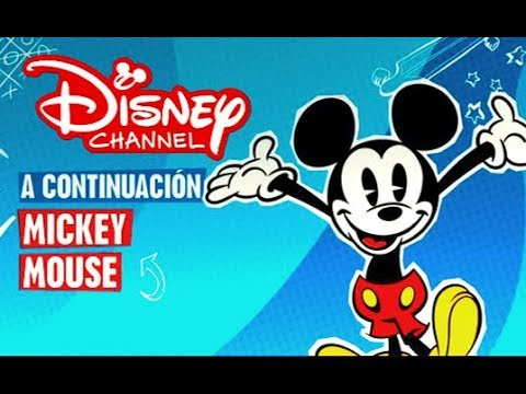 Disney Channel Spain Continuity & Spanish Ads - July 2017