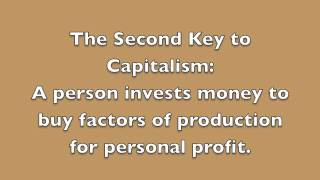 Economic Systems-The Theory of Capitalism