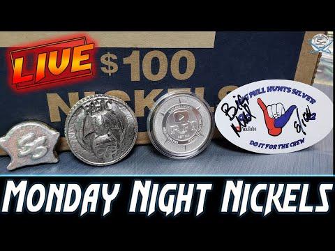 Monday Night NICKELS!  Nickel Box CRH Brawl!