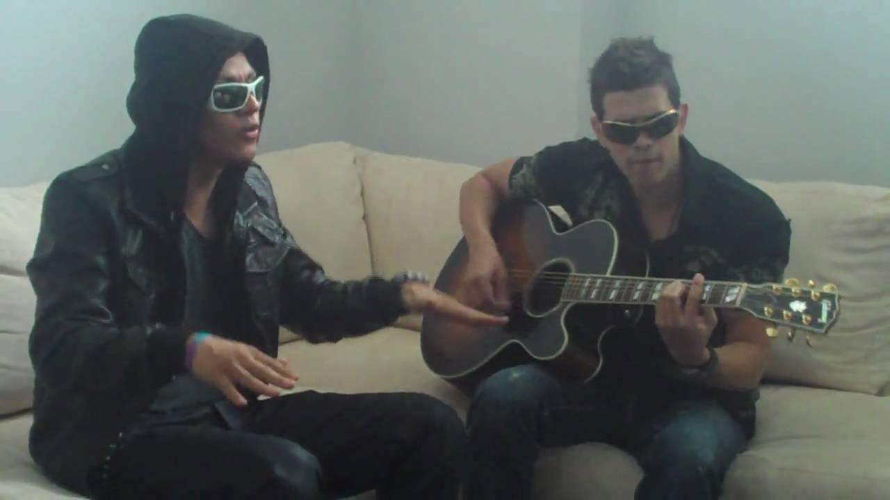 """Flex """"Besos de Amor"""" ft Ricky Rick (Acoustico) en Miami"""