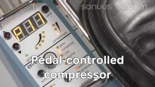 Sonuus Voluum - analogue volume effects for guitar and bass