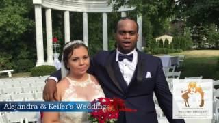 Alejandra & Keifer's Wedding