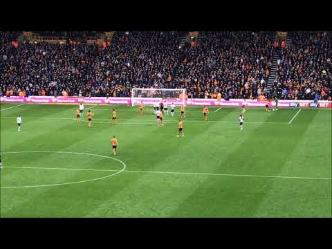 Wolverhampton Wanderers v Preston 3-2 Match Day Highlights & Goals Vlog 14/10/17