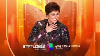 Hoy voy a cambiar   Conoce la historia de Lupita D'alessio