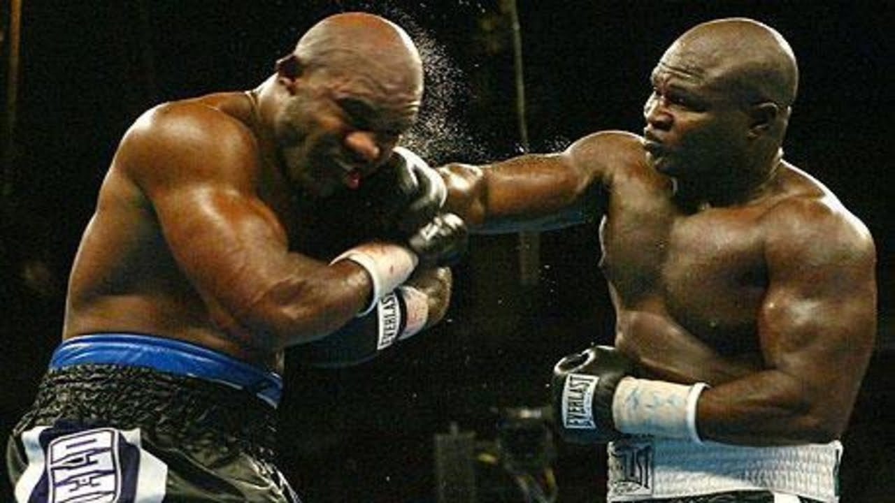James Toney  Lights Out Highlight Reel  YouTube