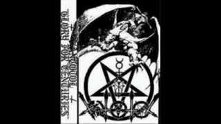Xantotol - Into The Pentagram (Samael cover)