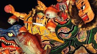 AOMORI NEBUTA MATSURI - IS JAPAN COOL? MATSURI - 祭 (ねぶた祭り/青森)