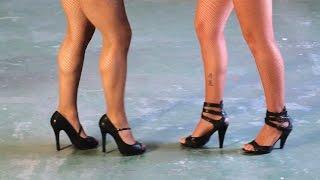 """Cómo Bailar Salsa I Paso Básico De Mujer """"la Aspirina"""""""