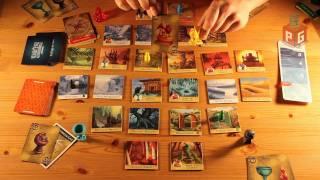 Brettspill med Takras