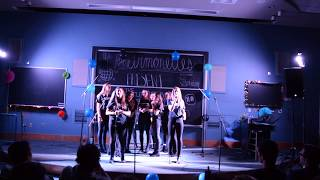 """Rise"" by Katy Perry - The Harmonettes"