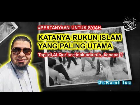 Bisakah Syiah Menjawab #6 - Katanya Rukun Islam Yang Paling Utama, Tapi Kok