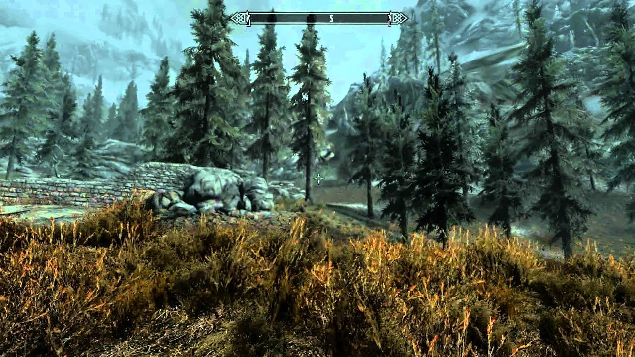 The Elder Scrolls V: Skyrim - Treasure map IV - Location