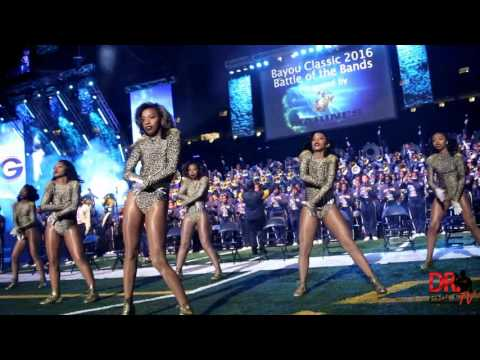 Southern University Marching Band & Dancing Dolls