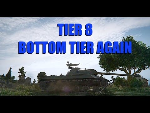 WOT - Bottom Tier Again   #WorldofTanks