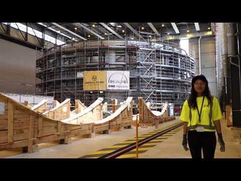 ITER construction site tour