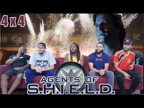 """Agents Of Shield 4 X 4 Reaction! """"Let Me Stand Next To Your Fire"""""""