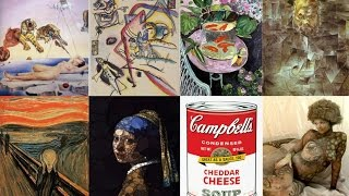 Основные направления живописи XX века