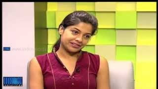 Actress Archana Kavi in Indiavision Good Morning Keralam
