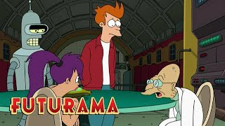Download FUTURAMA | Season 1, Episode 8: Smell-o-Scope | SYFY Mp3 and Videos