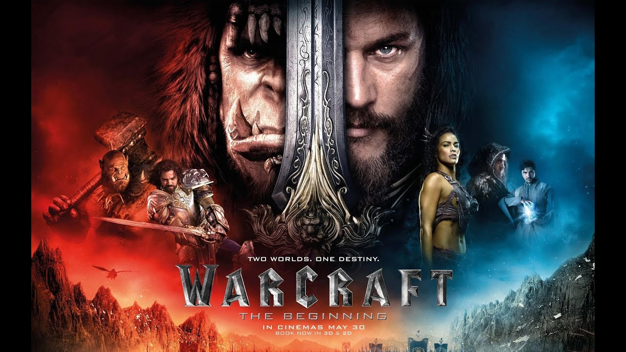 Warcraft 2016 1080p Bluray Dual Audio Hindi English Download