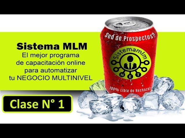 COMO ENCONTRAR PROSPECTOS EN  MULTINIVEL POR INTERNET 🚀 -  SISTEMA MLM - CLASE  N°1 👈