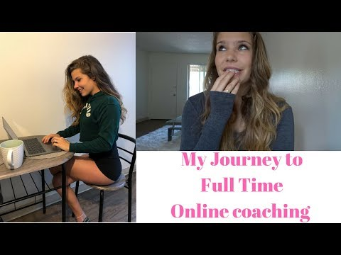 Starting My Online Coaching  Business At 19| Turning My Passion Into My Business