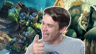 (Hearthstone) Why Rexxar Is My Favorite Death Knight