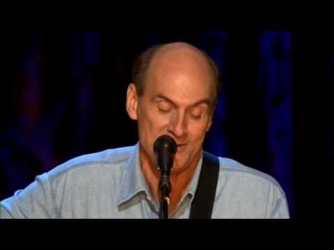 James Taylor - shower the people - ONE MAN BAND