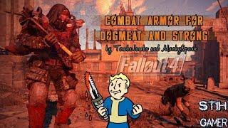 Fallout 4: Броня Красного Барона и Лучшая Броня Для Собаки