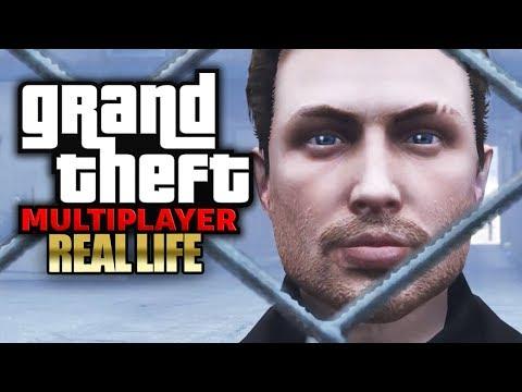 Wir sitzen im Knast! 🎮 GTA 5: REAL LIFE (Roleplay) #061