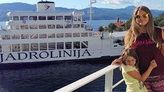 Brestova Porozina Ferry - Baldarin Cikat Cres - Croatia