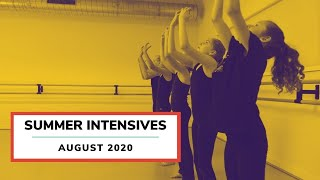 Technische Stage - Summer Intensive | ∙ndigo | Roeselare | Aug 2020